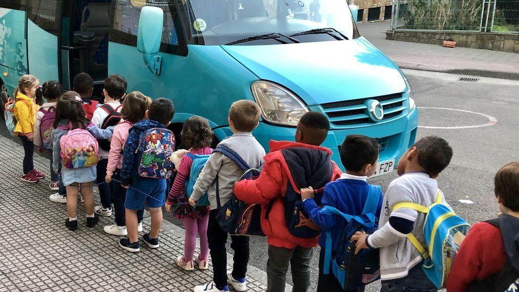 Vuelta al colegio en Castilla-La Mancha: los alumnos siempre ocuparán las mismas plazas en autocares y comedor