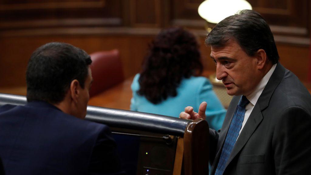 """El PNV avisa al Gobierno que no cuente con ellos para los Presupuestos: """"No es un buen momento en la relación"""""""