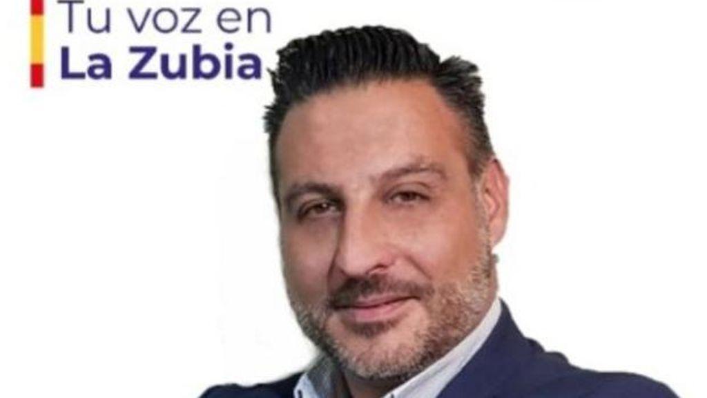 Detenido un portavoz de Vox en Granada por violencia de género contra su mujer