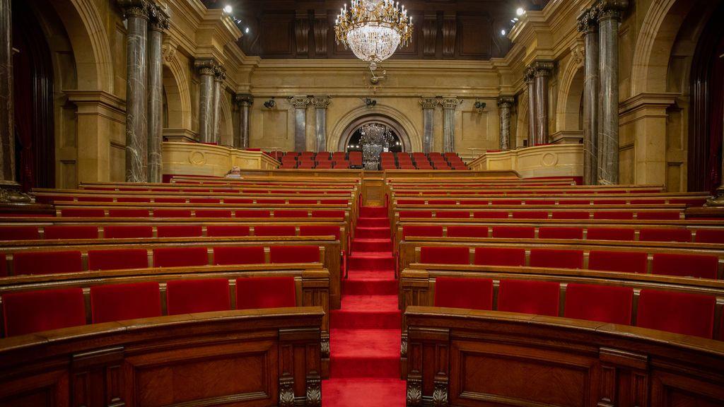 El positivo de una diputada obliga al Parlament de Cataluña a teletrabajar