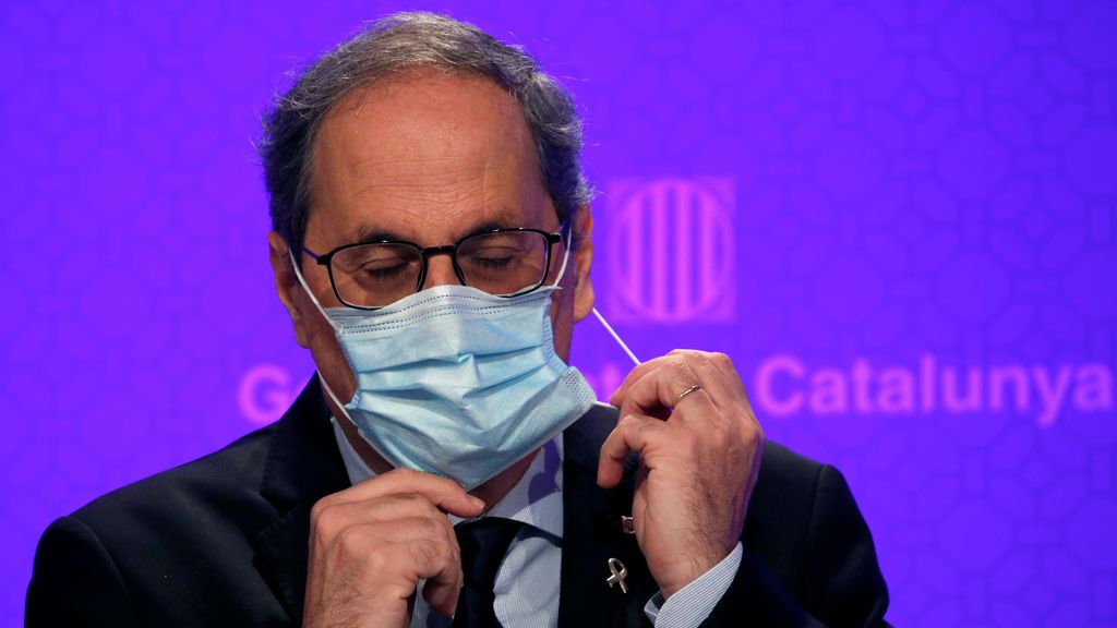 La edad media de los infectados por coronavirus en Cataluña es de 37,5 años, frente a los 60 de marzo
