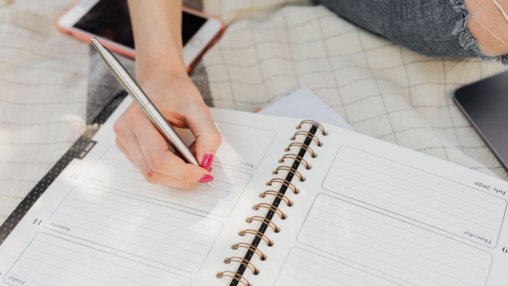 ¿Qué es una agenda o diario de embarazo y cómo empiezo?