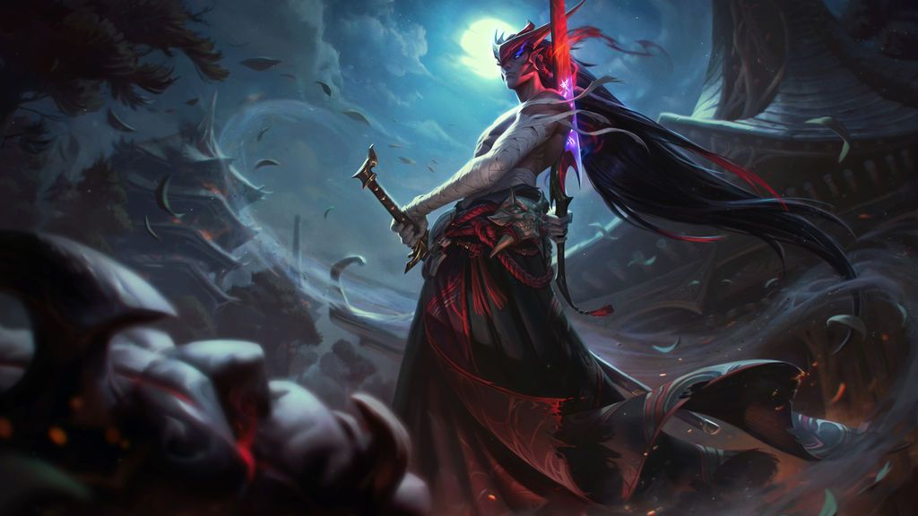 League of Legends, Yone