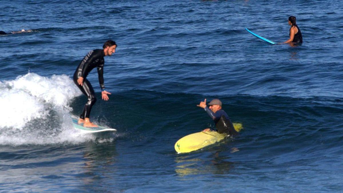 Vocabulario surfista: conoce todas las técnicas de este deporte