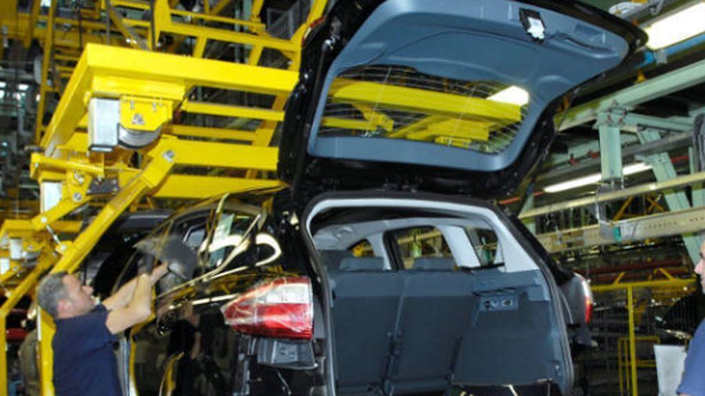 España, una potencia en la fabricación de coches