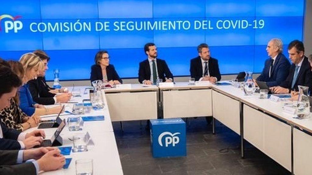 El PP arremete contra el Gobierno por negociar con Londres sólo Canarias y Baleares y dejar fuera al resto de CCAA