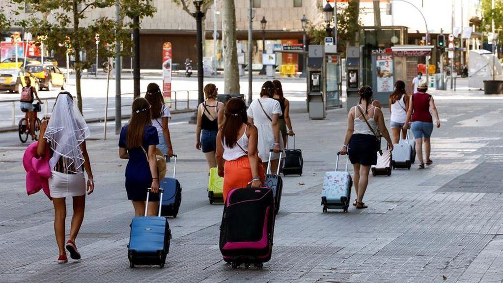 Alemania aconseja no viajar a Cataluña, Aragón y Navarra por los rebrotes de coronavirus