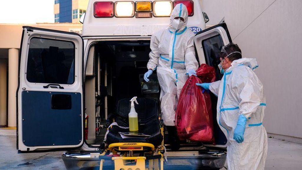 Muere al reunirse con sus familiares tras pasar meses en aislamiento por el coronavirus