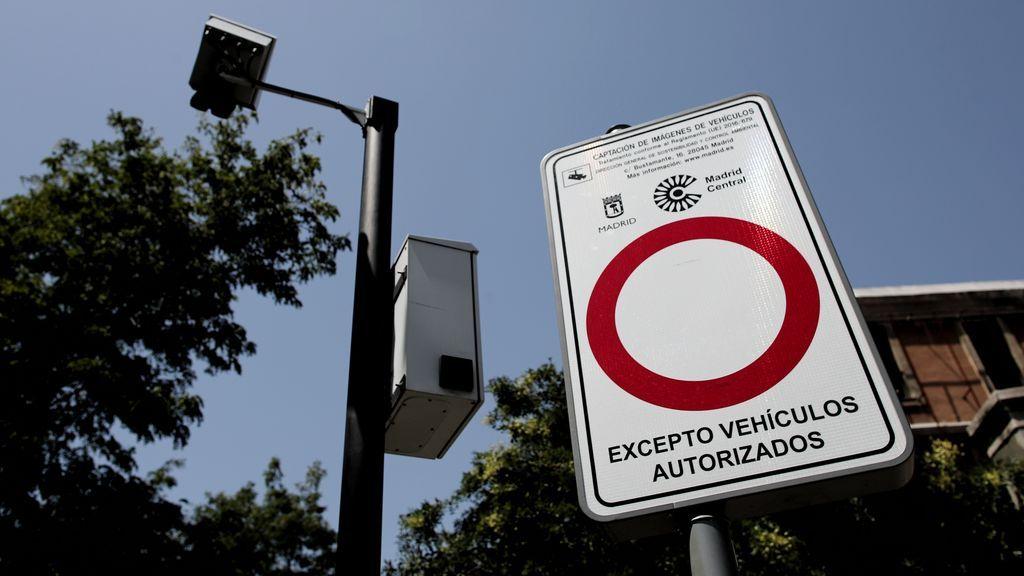 Madrid Central: 36 millones en multas por accesos indebidos podrían ser anuladas