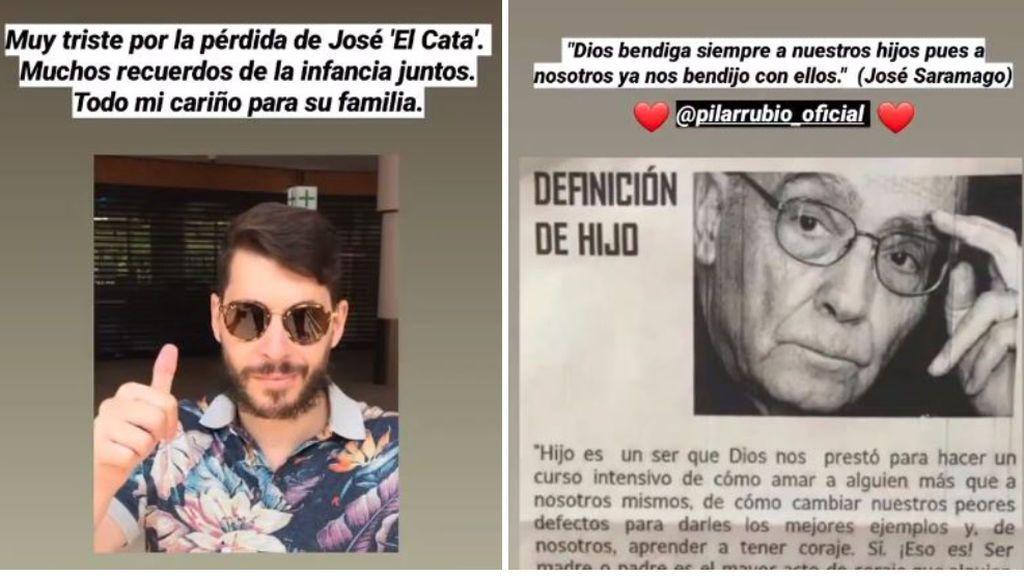 Sergio Ramos da el pésame a la familia de su amigo