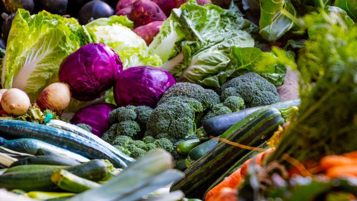 Beneficios de comer más verdura a partir de los 50
