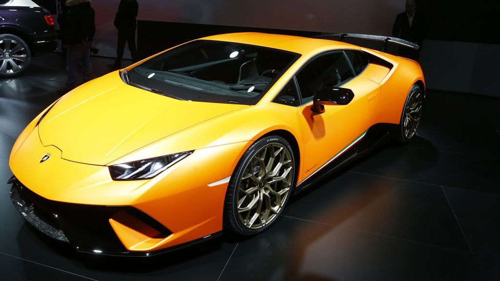 Detenido por comprarse un Lamborghini con dinero de las ayudas para el COVID-19