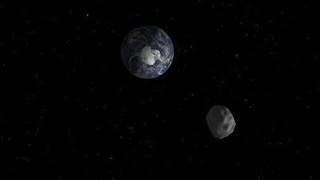 Dos adolescentes indias descubren un asteroide que se dirige a la Tierra