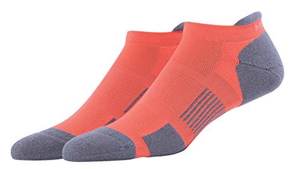 calcetines naranjas tipo Coolmax