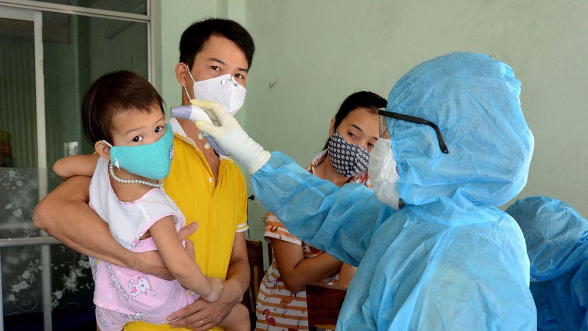 Anuncian un brote de un nuevo tipo de coronavirus más contagioso en Vietnam