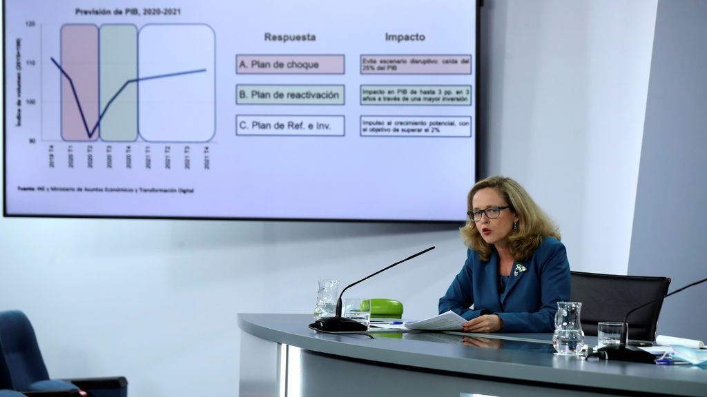 El Gobierno aprueba un primer tramo de 8.000 millones en avales para ayudar a autónomos, pymes y empresas
