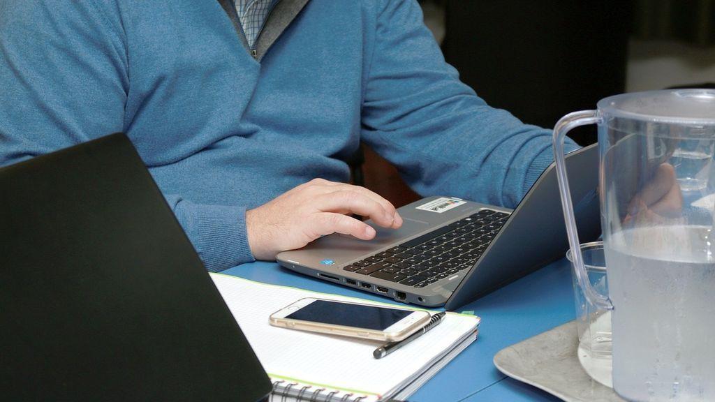 El confinamiento multiplica por cuatro teletrabajo hasta el 16% de trabajadores