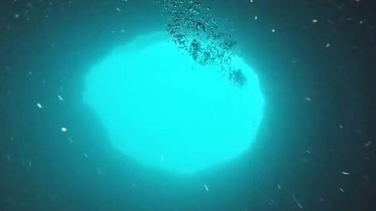 Agujero azul de Florida: el misterio a 130 metros de profundidad que nunca se ha estudiado