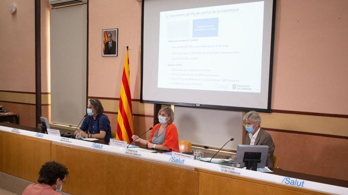 La Generalitat catalana duda de la cartilla Covid-19 de Madrid al creer que puede crear desigualdades