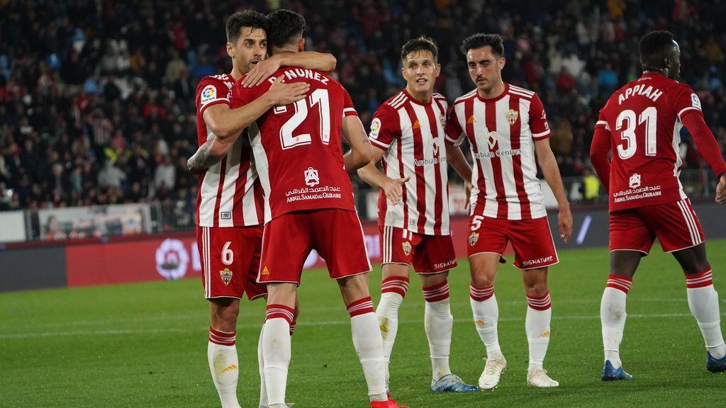 La UD Almería detecta un positivo por coronavirus entre su plantilla y cierra su estadio