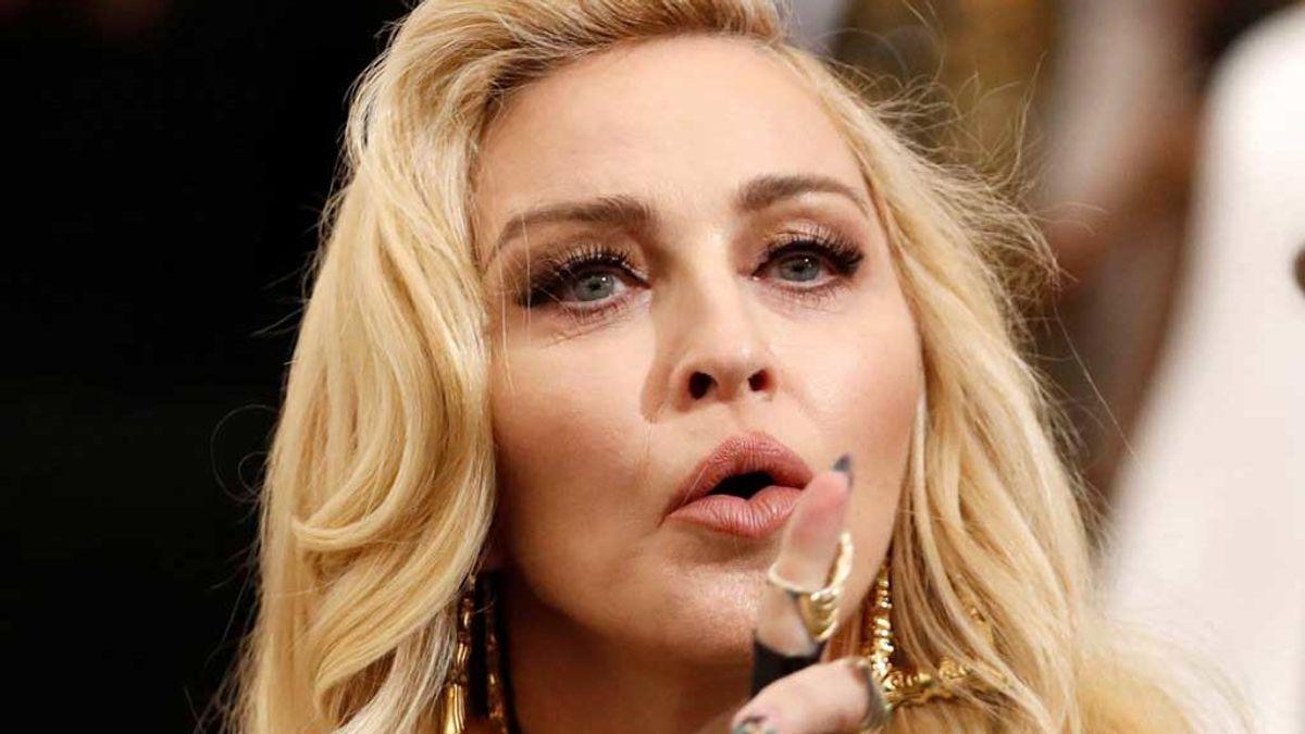 Madonna, en una imagen de archivo (2017)