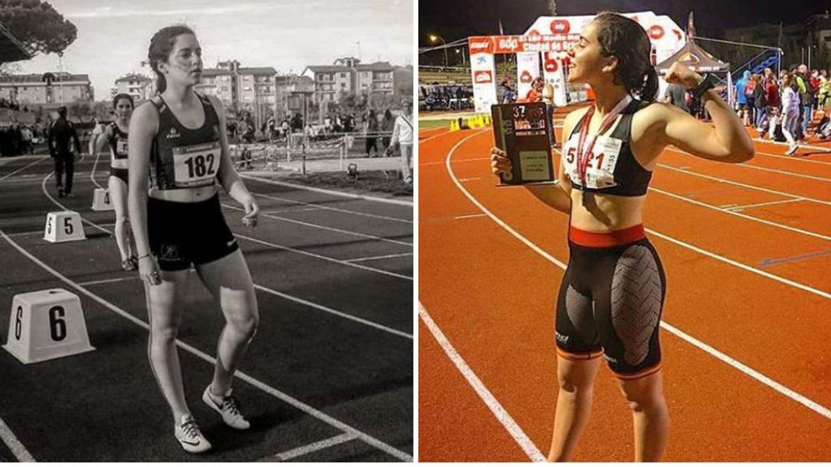 Muere a los 19 años, Claudia Hernández Rey, joven promesa del atletismo español