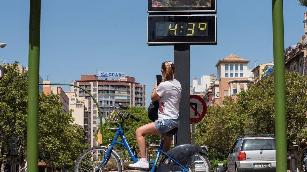 Jueves tórrido en toda España, excepto Canarias: ya está aquí la primera ola de calor del año
