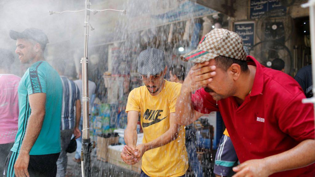 Calor no, lo siguiente: Bagdad bate un récord de temperatura con 51,8ºC