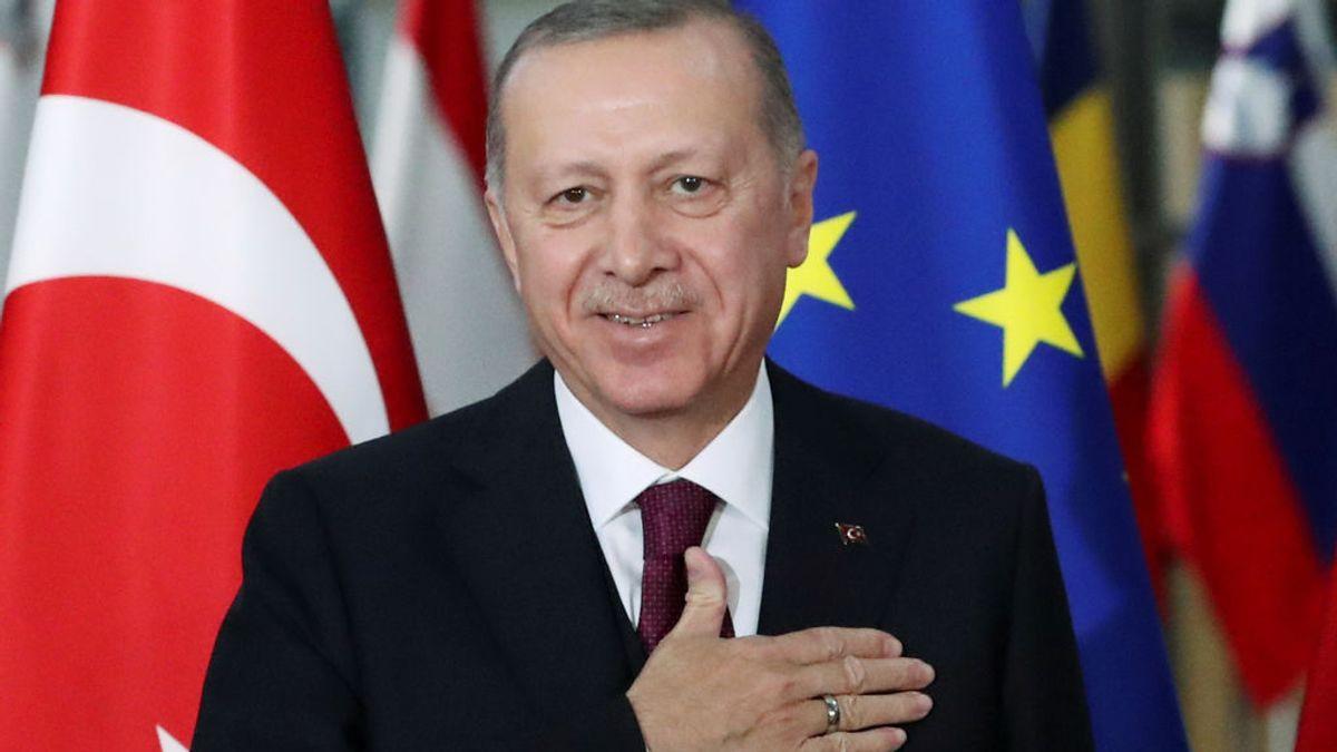 Erdogan sigue limitando las libertades en Turquía
