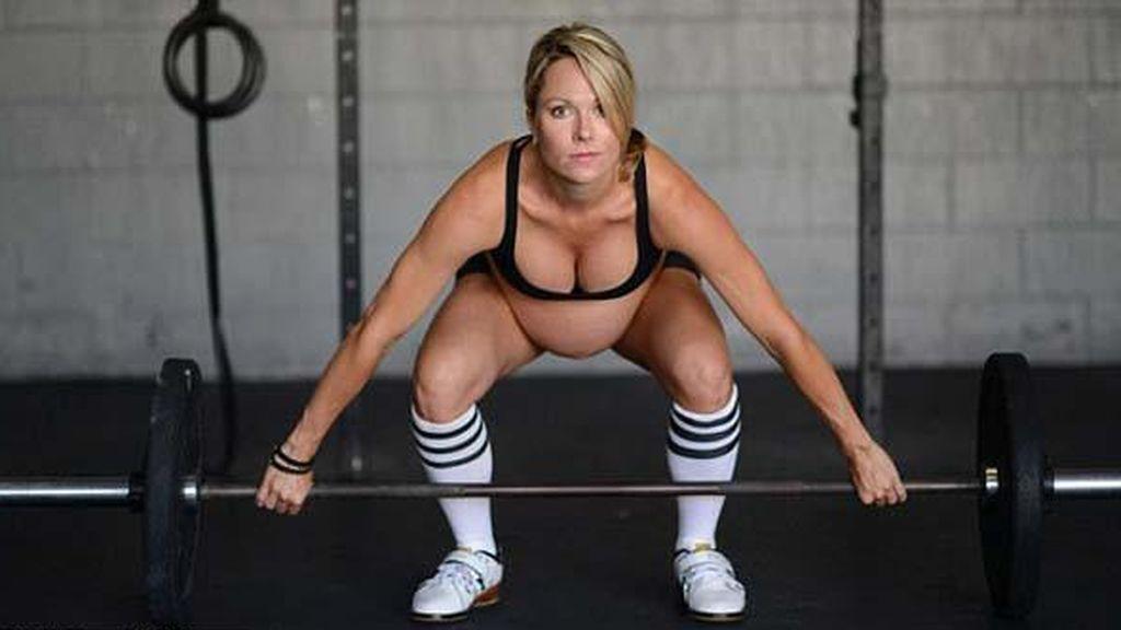 Crossfit y embarazo: es posible entrenar estando embarazada