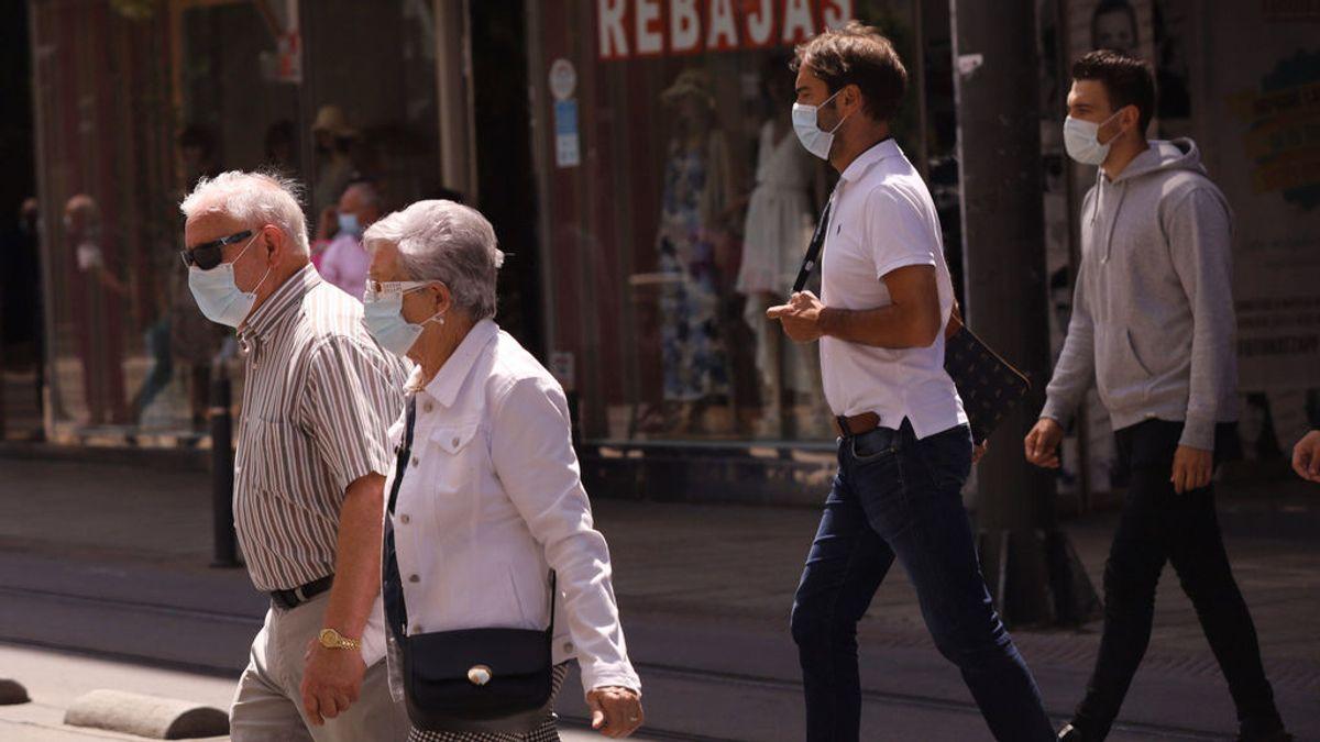 Mascarillas obligatorias en Madrid: dónde y cómo