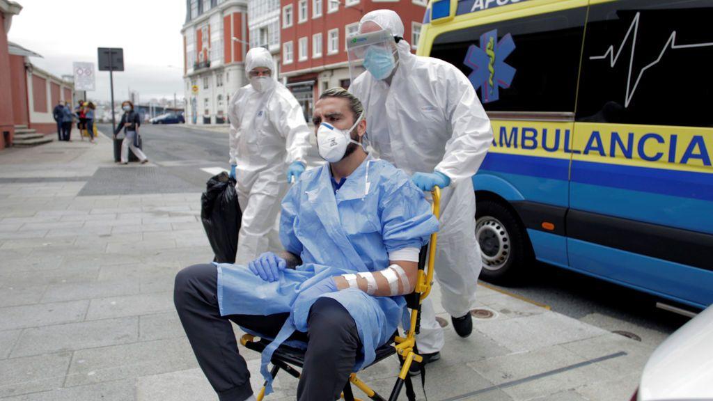 El fútbol, infectado por el coronavirus: del Fuenla al Sevilla, el Zaragoza o el Real Madrid
