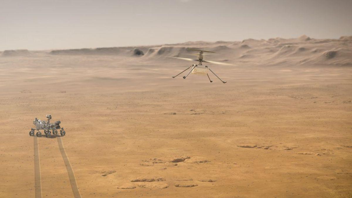 Tres misiones a Marte de golpe: no es coincidencia, es por los ciclos del planeta