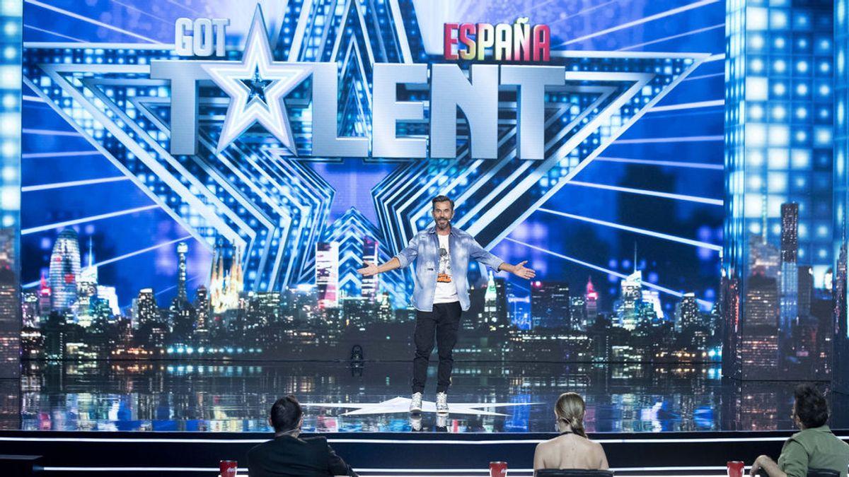 En la grabación de 'Got Talent España': talento dentro y fuera del escenario