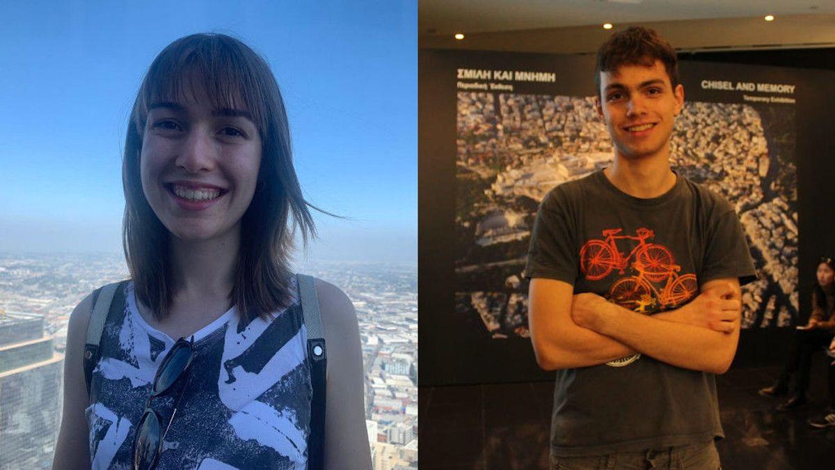 Laia y Martí empatan con un 9.9 como mejor nota de la Selectividad catalana: el conocimiento y las ganas, sus mejor bazas
