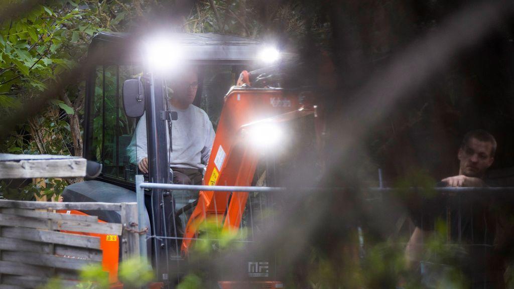La Policía alemana descubre un sótano en la parcela excavada en el caso Madeleine McCann