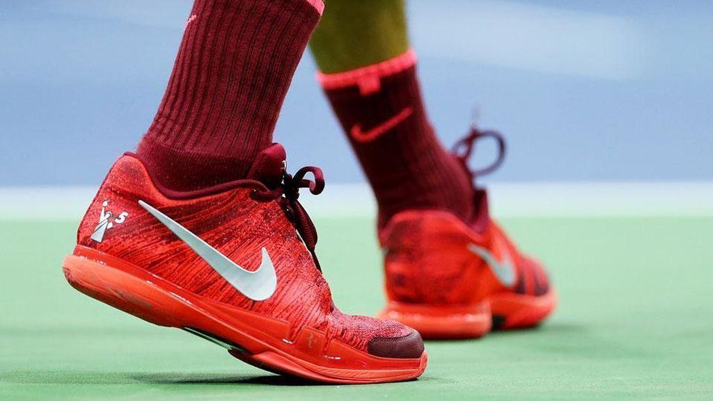 zapatillas de tenis marca Nike de Roger Federer
