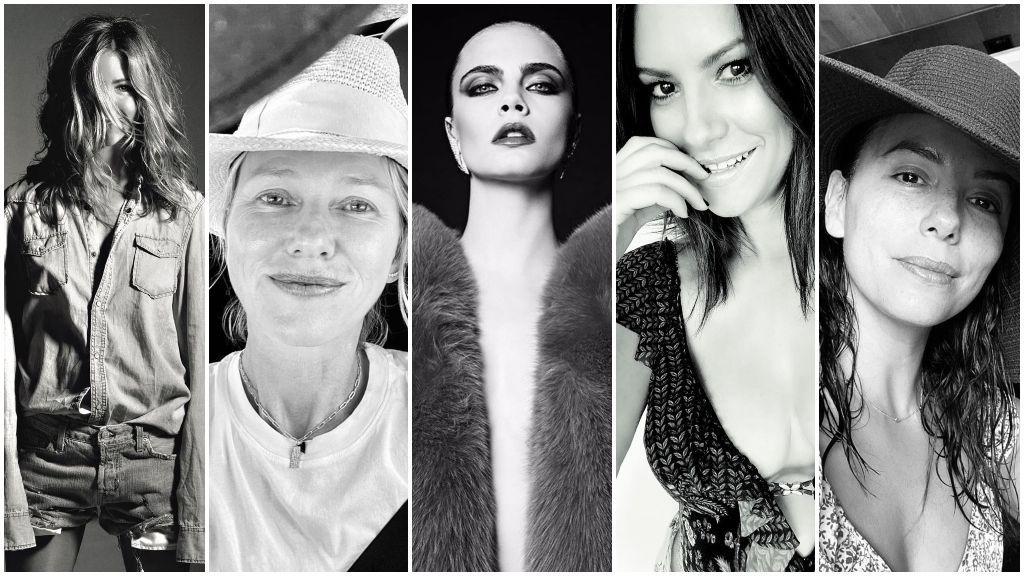 Algunas celebridades internacionales que han apoyado el #WomenSupportingWomen
