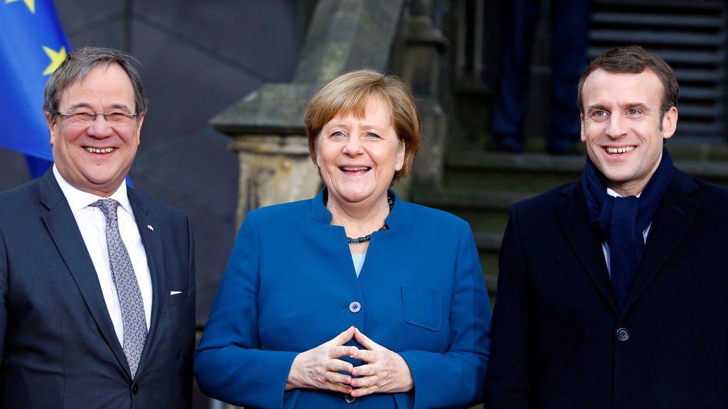 El coronavirus lastra las aspiraciones de Armin Laschet, uno de los 'favoritos' a presidir la CDU de Merkel