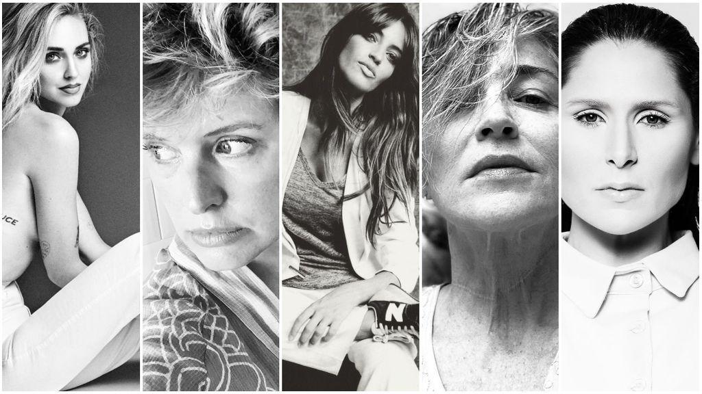 Algunas celebridades que han apoyado el #WomenSupportingWomen