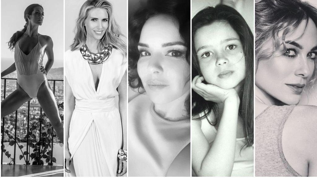 Algunas celebridades españolas que han apoyado el #WomenSupportingWomen