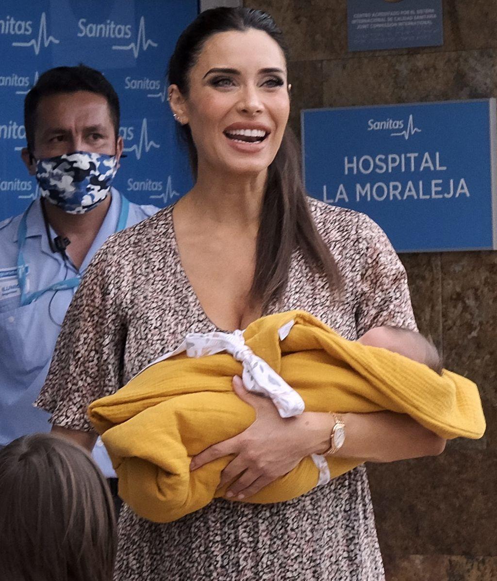 Máximo Adriano ha sido el nombre escogido para el recién nacido