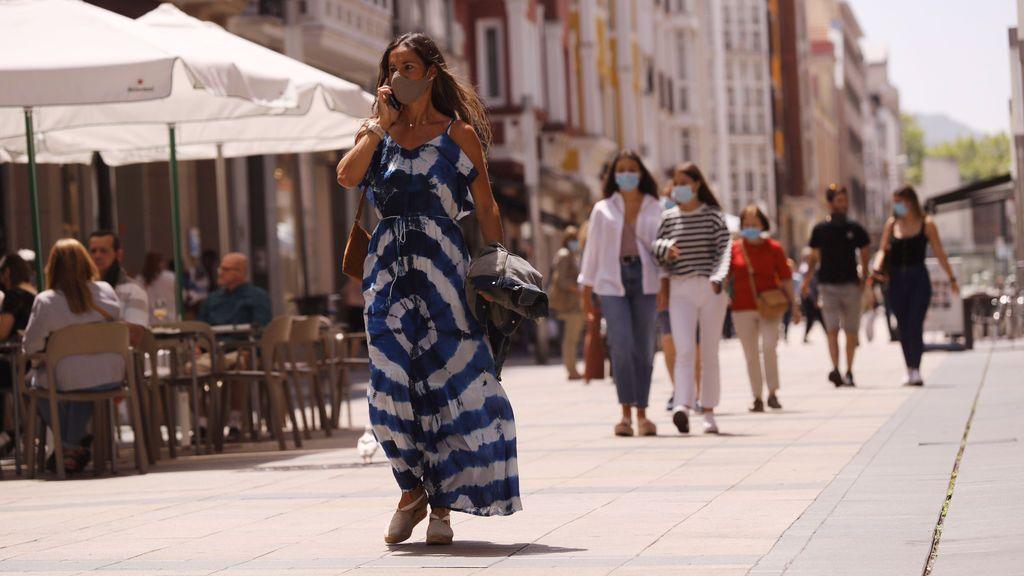 El País Vasco duplica los contagios en sólo 24 horas al sumar 204 nuevos casos