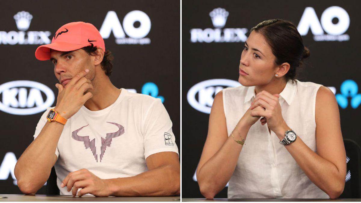Rafa Nadal y Garbiñe Muguruza ya tienen fecha de vuelta: lo harán en el torneo de Cincinnati