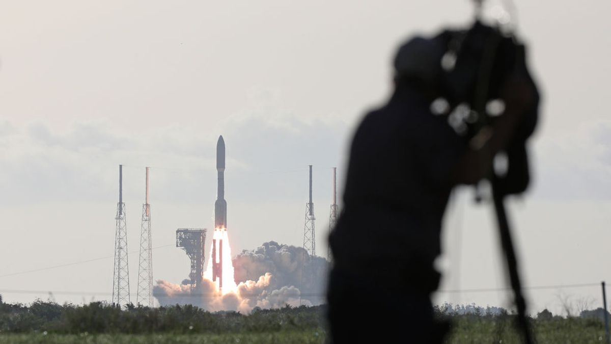 La NASA despega rumbo a Marte con tecnología española para rastrear si hubo vida