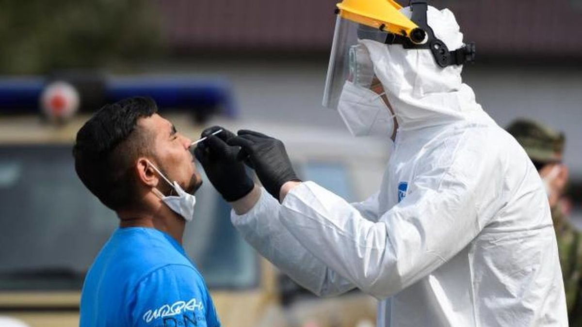 Expertos ven probable que una persona no pueda contagiarse dos veces de coronavirus