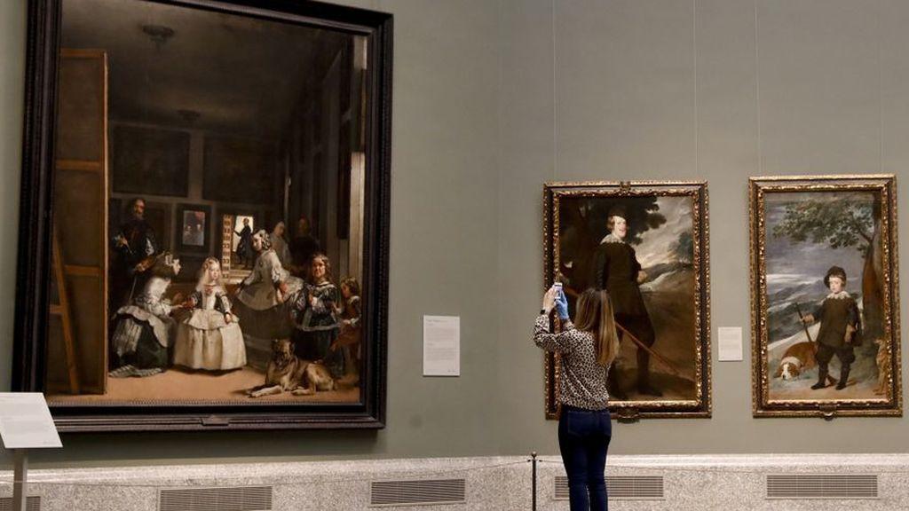 El arte de la cámara oscura fue utilizado por Velázquez para pintar las Meninas