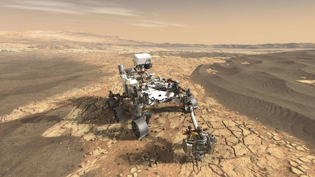 Los astronautas del Perseverance no llevarán oxígeno para respirar en Marte, lo crearán allí