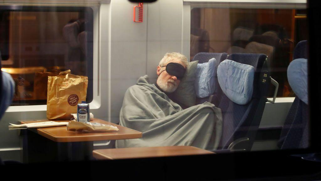 El despertar de los trenes nocturnos en la Europa del coronavirus