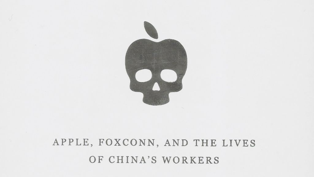 Portada del libro Dying for an iPhone
